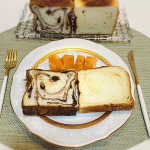 朝食は 八天堂のとろける食パン