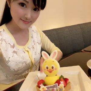 【予約争奪戦のディズニーイースターケーキ】