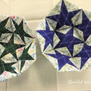 星が可愛い五角形の小物入れ&シャキシャキ豆苗の再生('∀'*)