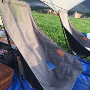 楽天で購入したキャンプグッズでキャンプへ