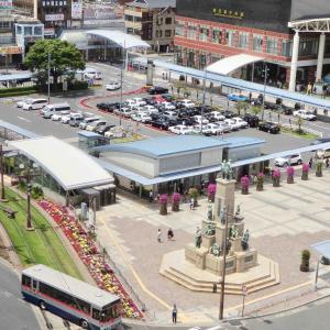 10月14日「鉄道の日」がある10月は、鉄道月間!鹿児島県を走る列車の色々&鹿児島中央駅のフォト