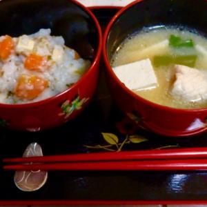 """""""今日、1月7日は「七草」七草粥を毎年、炊いています(^_^)"""""""