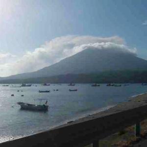 """""""今日、8月10日は、「山の日」〜豊かな表情を見せる、身近な活火山*桜島づくしをどうぞ♪"""""""
