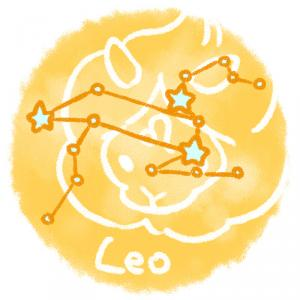 獅子座の新月