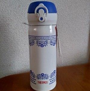 サーモス》爽やかで可愛い水筒