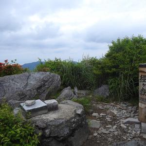 経ヶ岳登山とツーリング