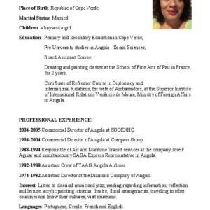 11月27日、アンゴラ大使夫人のプレゼンテーションもっとよく知るアフリカ、アンゴラ@アンゴラ共和国大使館