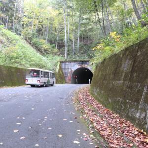 豊平峡ダム出陣!① 〜道はほぼトンネルだった〜