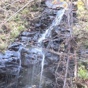 滝野の白帆の滝