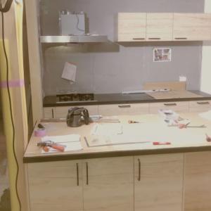 リフォーム・リノベーションのすみえーる「IKEAキッチン組立」!