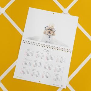 【おすすめのカレンダーは?写真を入れるだけ!オリジナル】