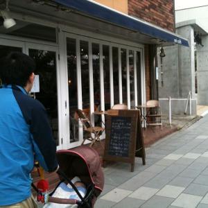 子連れに優しい umi cafe @鎌倉