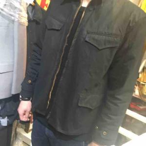 至極のハンティングジャケット
