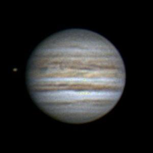 木星と月 2020/10/21