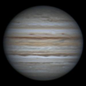 木星と土星 2021/08/26-08/27