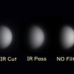 金星撮り比べ 2021/08/30
