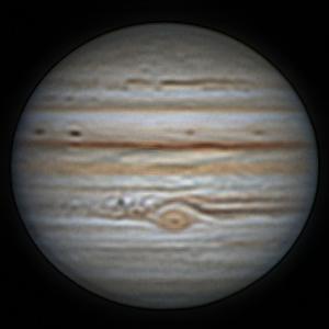 木星 2021/08/27の再処理