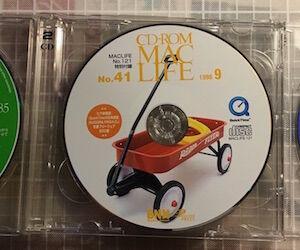 私には懐かしくも今では無用なMacのCD-ROMと「2つの正しい判断」