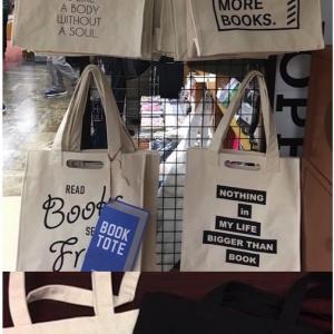 10月の書店散策最大の収穫!ーー読書好きが持つべき極上のトートバッグ