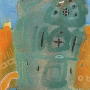 イタリア風景「ミラコリー教会」ヴェネチア2019年 水彩画のご紹介です。