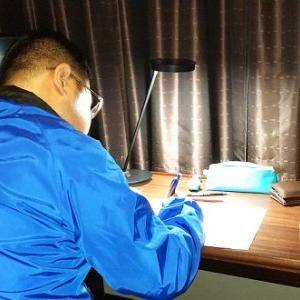 建築国家試験受験前日に都内ホテル宿泊
