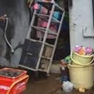 伊豆市へ豪雨被害のボランティア活動