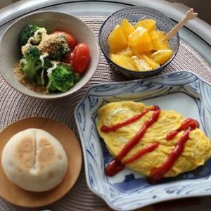 【睡眠時間】米粉パンで昼ご飯☆手放したもの100/2020☆あ、金柑煮えました。