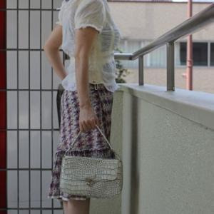【今日の服】今日のが本当の生後三日目の写真☆