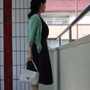 【今日の服】初秋服。履きやすいけど、リピ無しのサンダル(さようなら~♪)