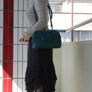 【今日の服】寒がりですが、冷え症、低体温ではありません。