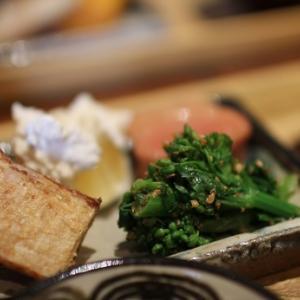 和食がしみじみおいしくなる年頃。