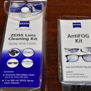 「ZEISS-ツァイス-」レンズのケア用品です!