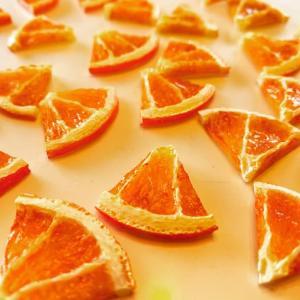 カットオレンジ制作中