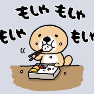 やっぱり食べ物には困らないね(^人^)