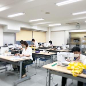 【ヴォーグ学園横浜校】生徒さんの素敵なバッグがたくさんできました!