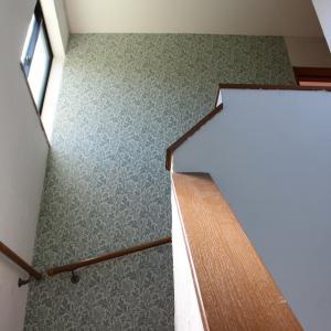 4年越しに家じゅう漆喰計画コンプリートしました!2階の廊下で完結です