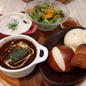 「eat more SOUP&BREAD(イート・モア・スープ・アンド・ブレッド)」のBプレート