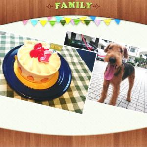 山崎テイタムちゃん、1才の誕生日!