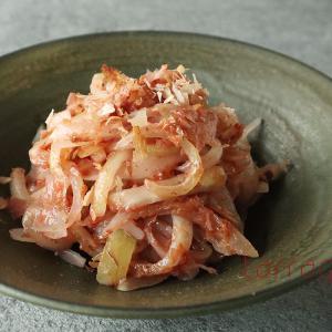 年末年始の食べ疲れをリセット!4分で簡単「玉ねぎと梅のおかか和え」とケンジーズドーナッツ!