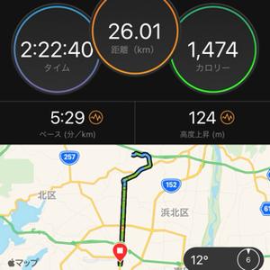 オンラインウルトラマラソン10日間100㎞チャレンジ