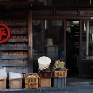 京都のとある豆腐屋さん