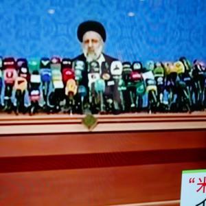 イランの会見場、徹子の部屋で驚いたこと