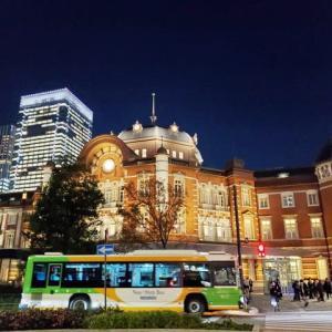 2019年11月21日,東京駅