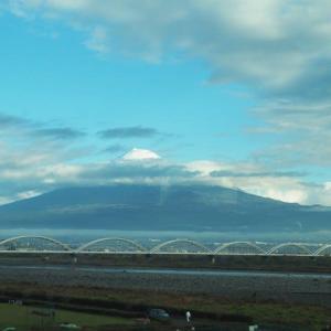 2019年12月10日,富士山