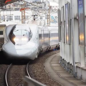 2020年1月21日,山陽新幹線 700系