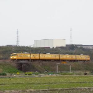 2020年3月30日,山陽線 117系 快速