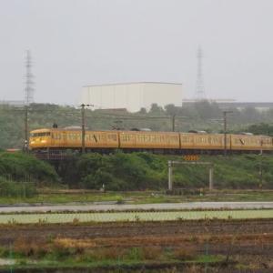 2020年6月12日,山陽線 117系 快速