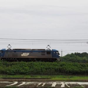 2020年6月17日,山陽線 1059レ(遅) EF210-18