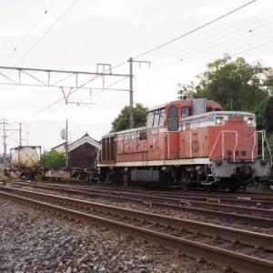 2020年7月27日,山陽線 3091レ 水島臨海鉄道 DE70-1