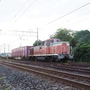 2020年7月29日,山陽線 3091レ 水島臨海鉄道 DE70-1